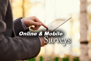 Online Surveys & Mobile Surveys