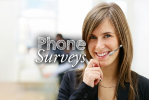 Market Research Phone Surveys & CATI
